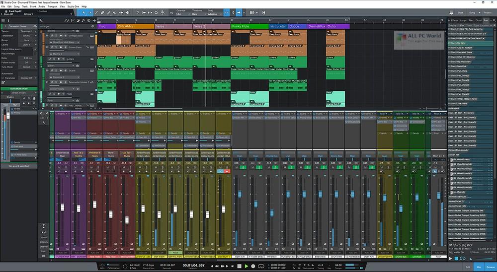 Presonus Studio One Professional 2019 Free Download