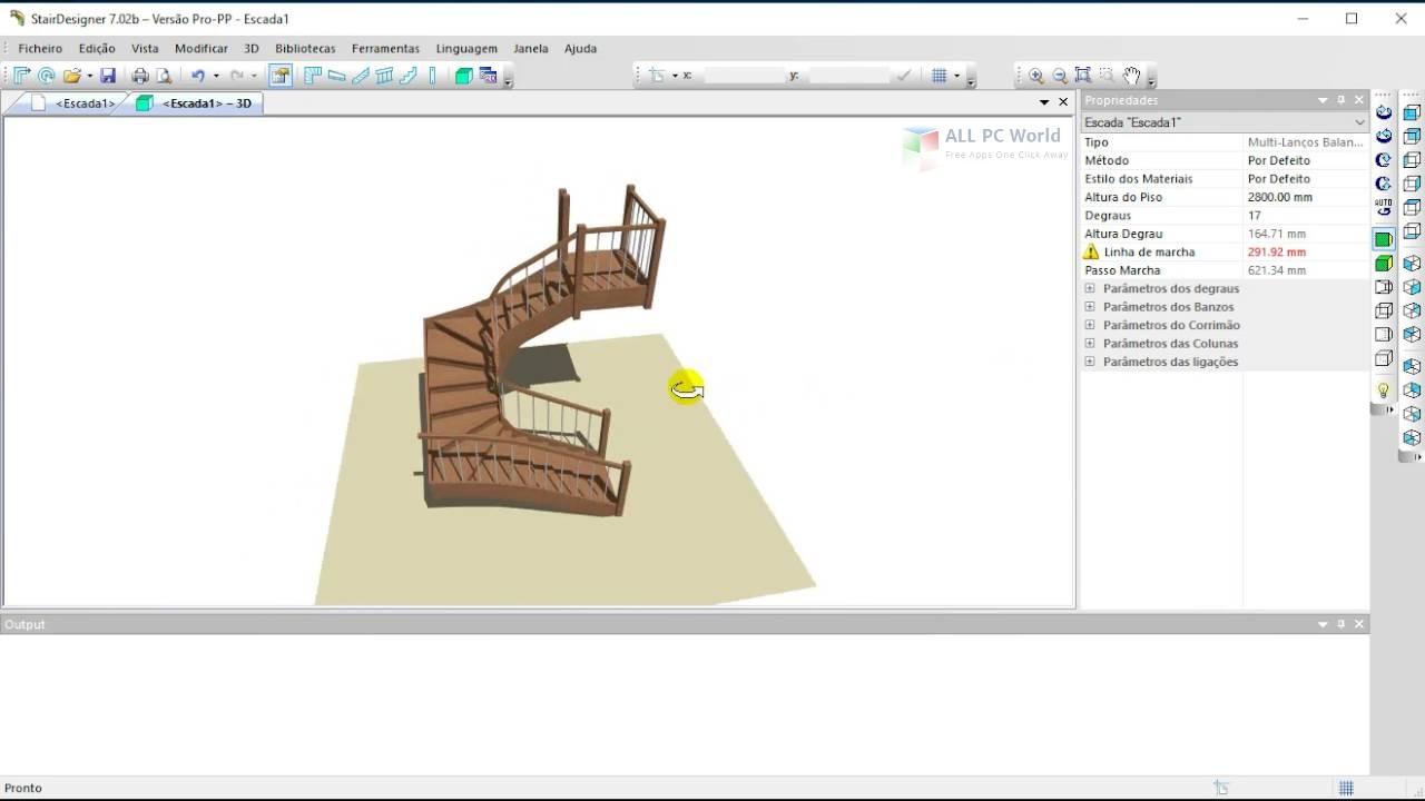 StairDesigner Pro-PP 7.11a Free Download