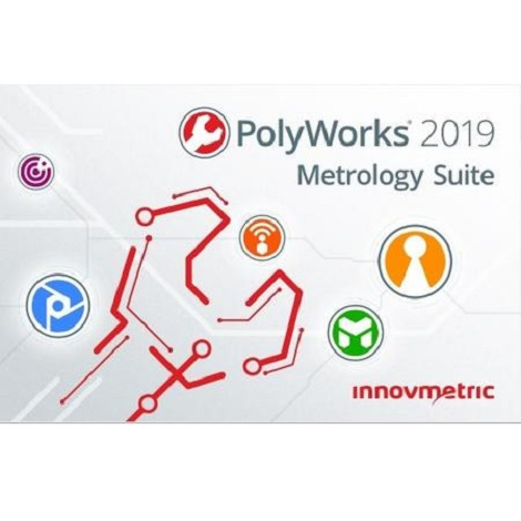 Download InnovMetric PolyWorks Metrology Suite 2019 IR2