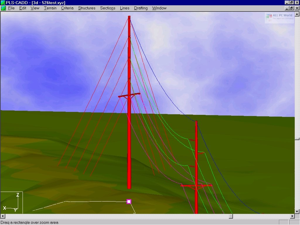PLS-CADD v9 2 Free Download - ALL PC World