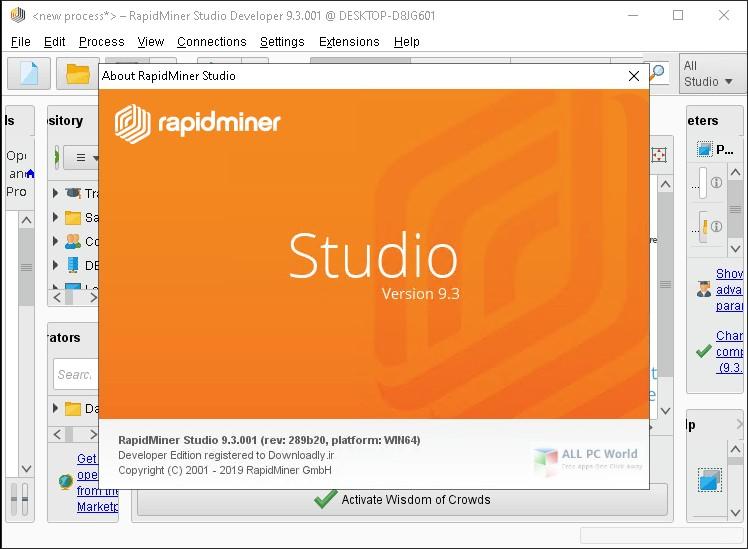 RapidMiner Studio Professional 7.1