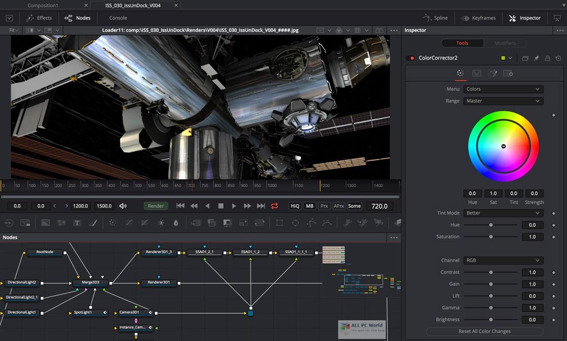 Blackmagic Fusion Studio 16.0