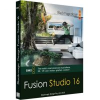 Download Blackmagic Fusion Studio 16.0
