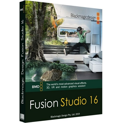 Blackmagic Fusion Studio 16 0 Free Download - ALL PC World
