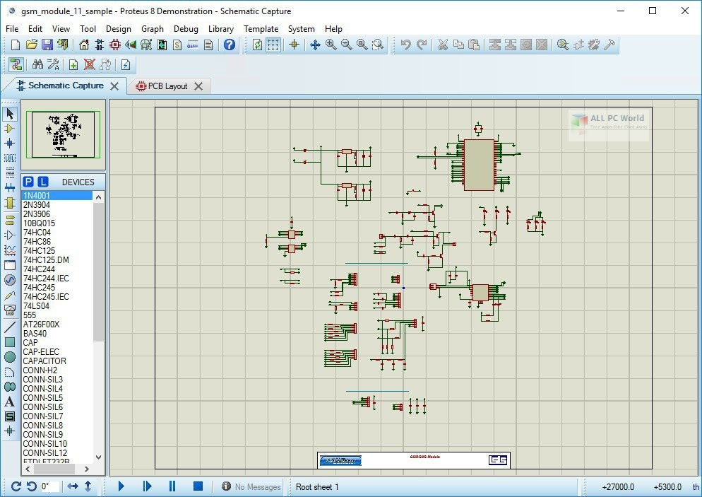Proteus Professional 8.9 Free Download