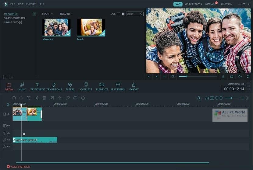 Wondershare Filmora 9 2 Free Download - ALL PC World
