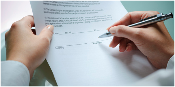 3 Things to do Before you Enter into a Professional Agreement