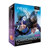 Download CyberLink PowerDirector Ultimate 18.0