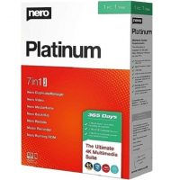 Download Nero Platinum 2020 Suite 22.0