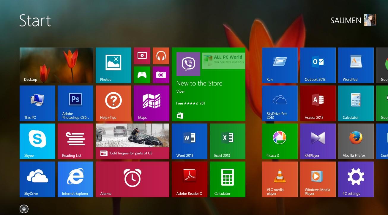 Windows 8.1 Pro X64 OEM ESD September 2019 Download