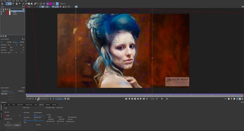 Boris FX Mocha Pro 2020 v7.0 Download