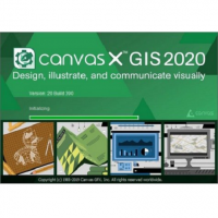 Download ACD Systems Canvas X GIS 2020 v20.0