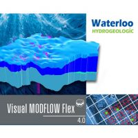 Download Waterloo Hydrogeologic Visual MODFLOW Flex 6.1
