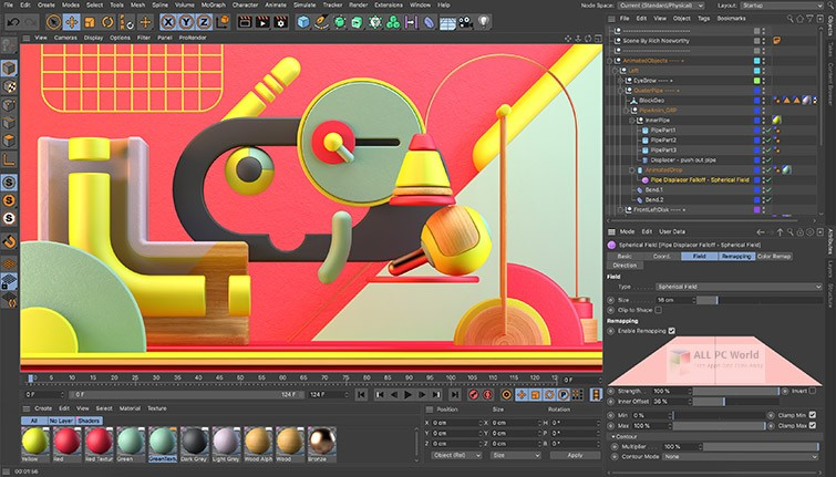 Maxon CINEMA 4D R21.0
