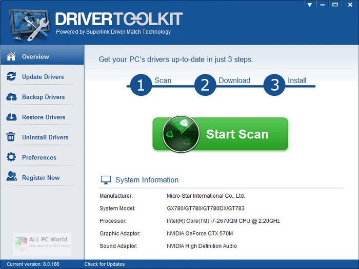 Megaify Driver Toolkit 8.5 Download