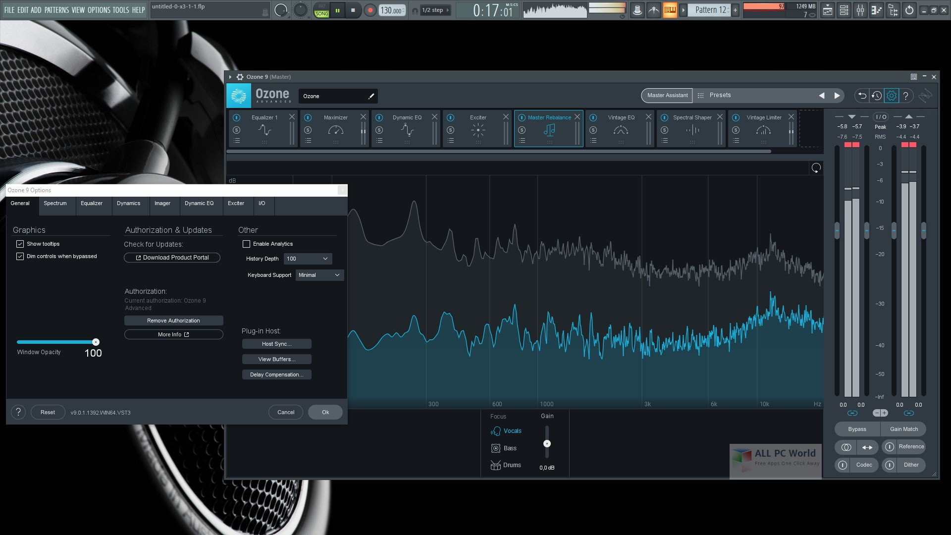 iZotope Ozone Advanced 9.0