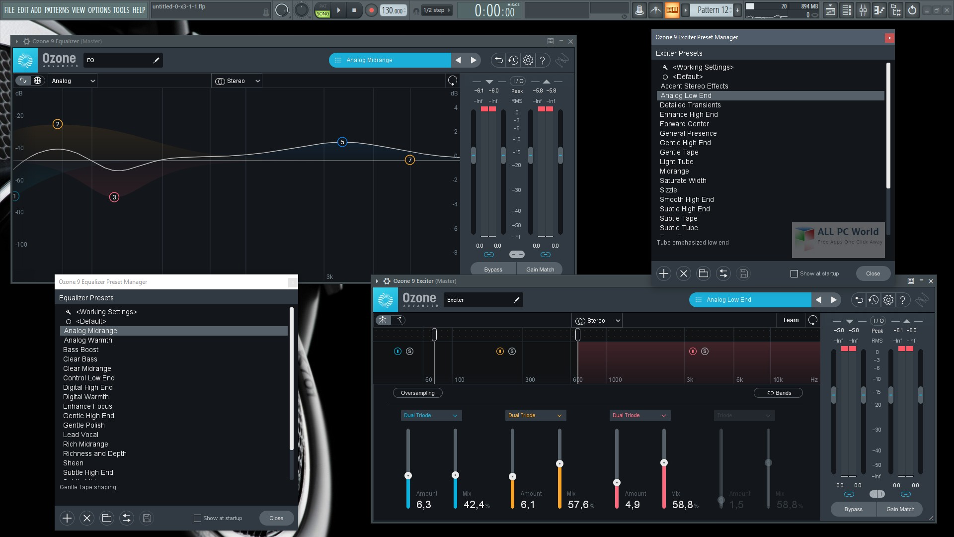 iZotope Ozone Advanced 9.01 Free Download