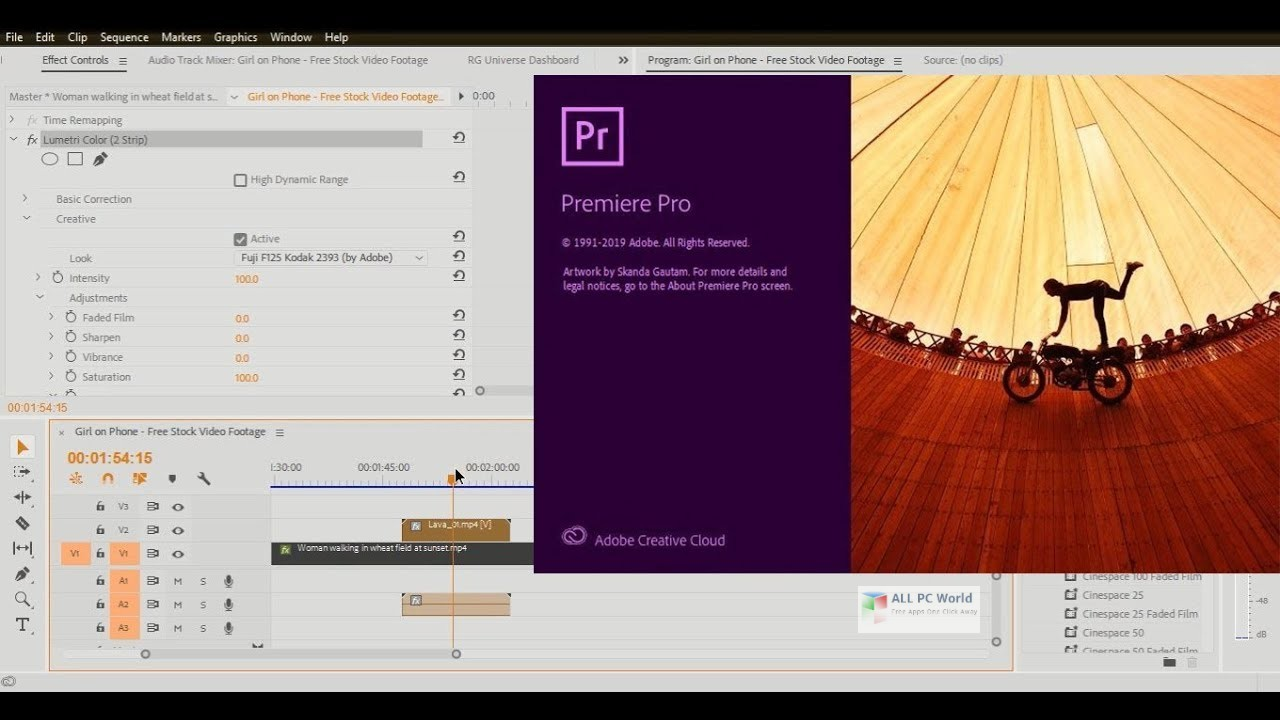 Adobe Premiere Pro CC 2020 v14.0
