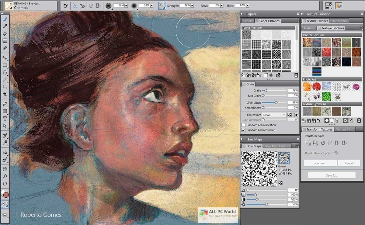 Corel Painter 2020 v20.0