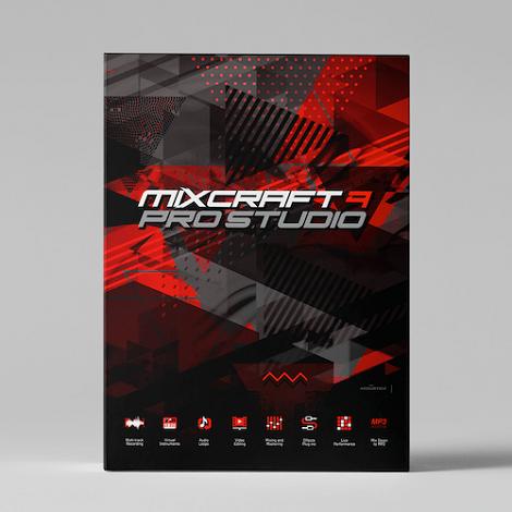 Download Acoustica Mixcraft Pro Studio 9.0
