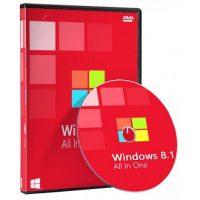 Download Windows 8.1 AIO 8in1 Nov 2019