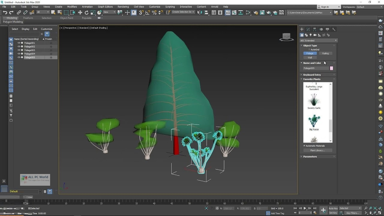 Autodesk 3ds Max 2020.1 Download