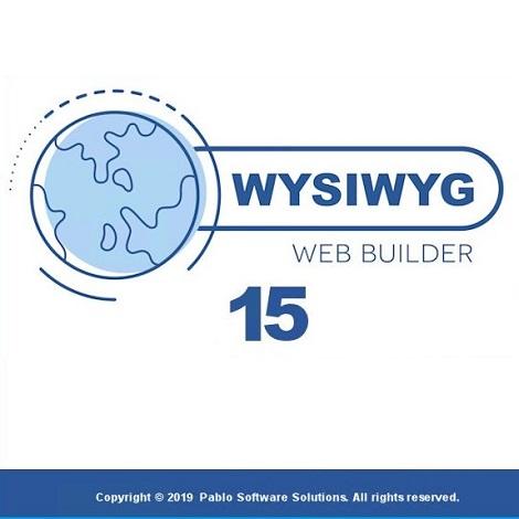Download WYSIWYG Web Builder 15.2