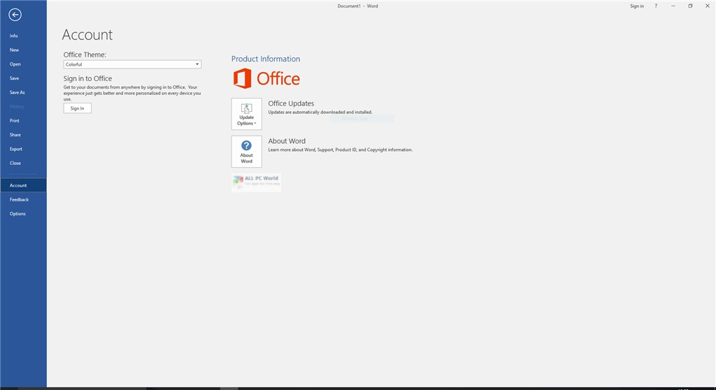 Office 2016 Pro Plus VL December 2019 Free Download