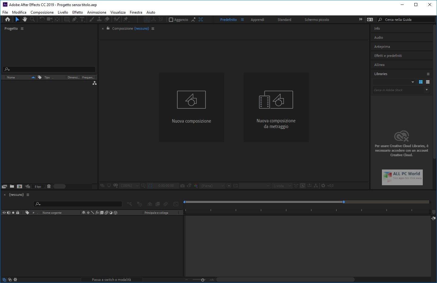 Adobe After Effects CC 2020 v17.0.2.26 Free Download