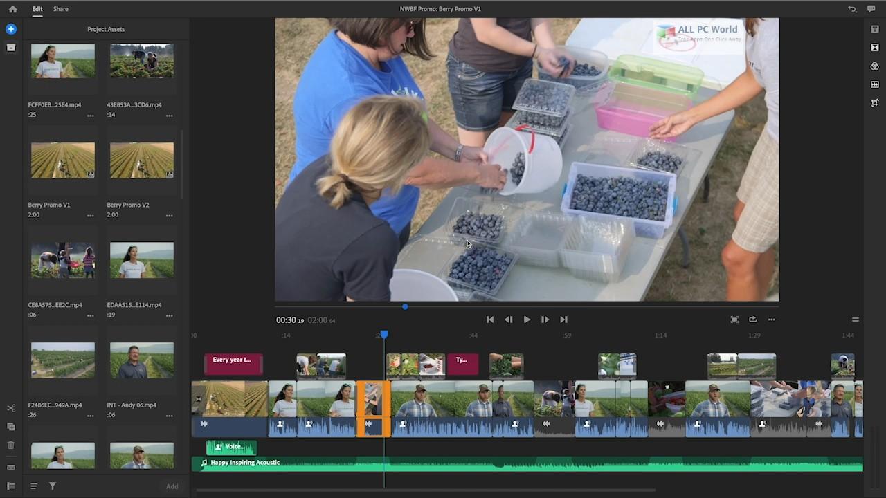 Adobe Premiere Rush CC 2020 Download
