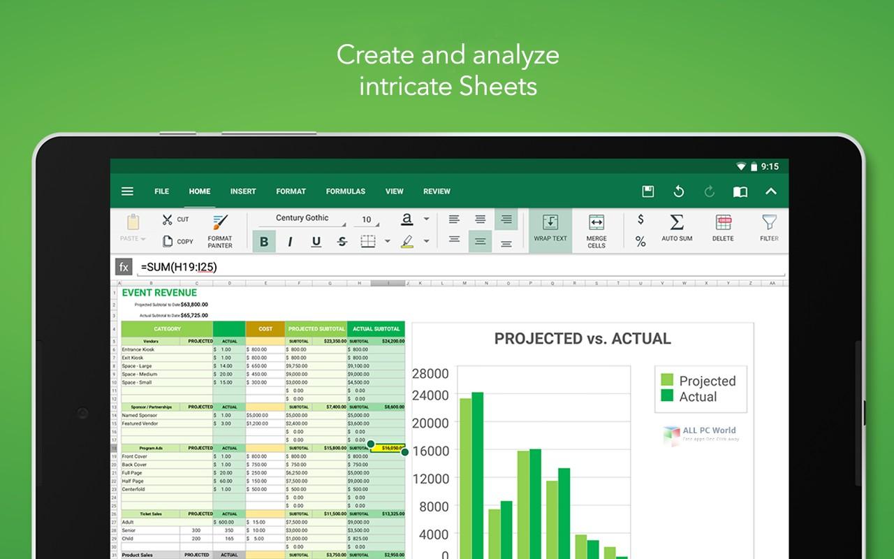 OfficeSuite Premium 3.9 Download