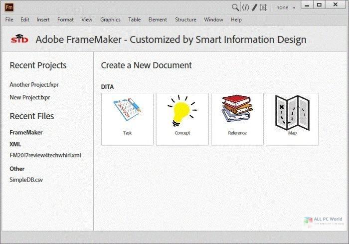 Adobe FrameMaker 2019 v15.0.5