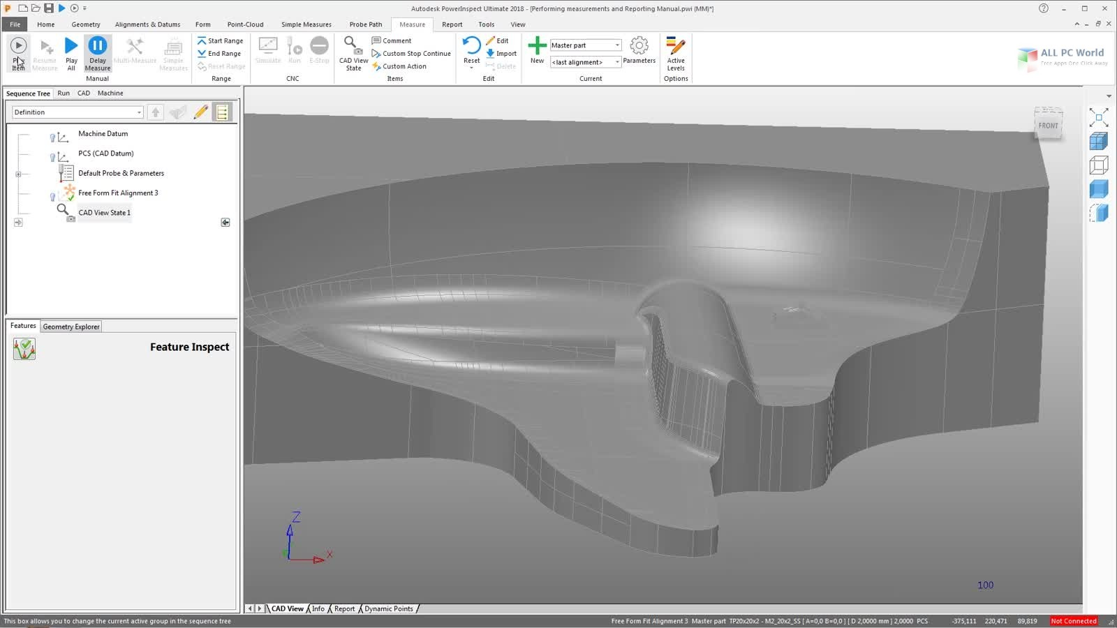 Autodesk PowerInspect Ultimate 2020 Download