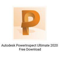 Download Autodesk PowerInspect Ultimate 2020