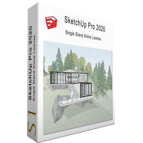 Download SketchUp Pro 2020 v20.0