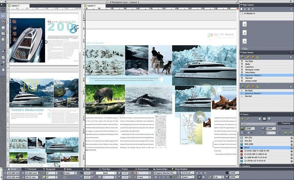 QuarkXPress 2019 v15.2 Free Download