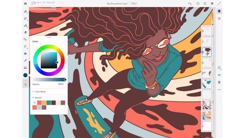 Adobe Fresco 1.4 for Windows