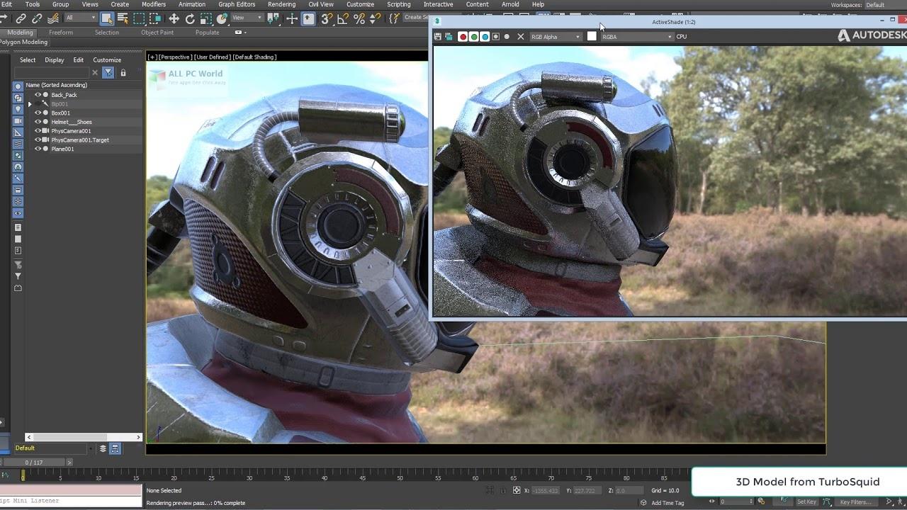 Autodesk 3ds Max 2021 Download