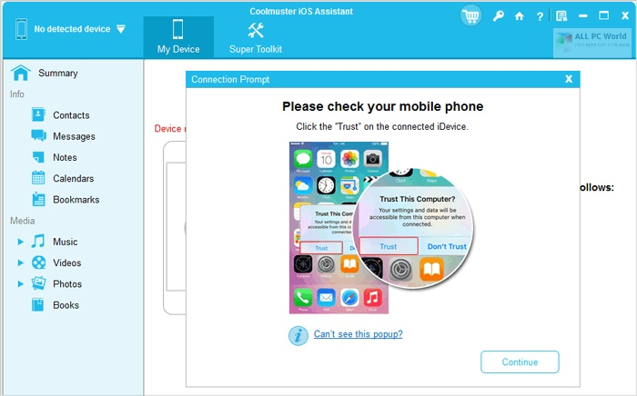 Coolmuster iOS Assistant 2.2