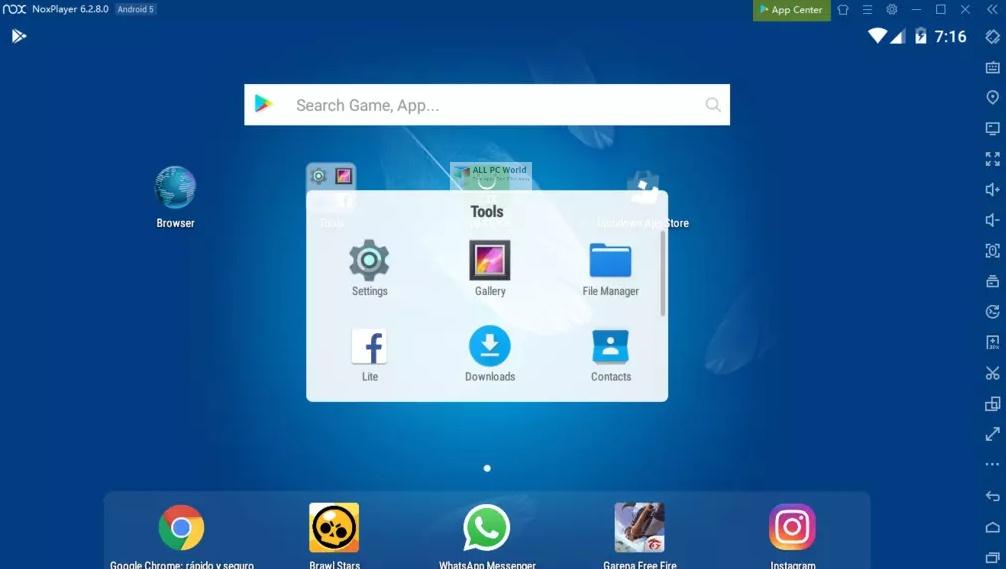 Nox App Player 6.6 Download