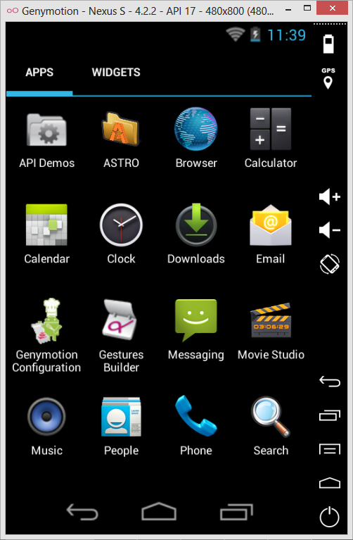 Genymotion, The Fastest Android Emulator