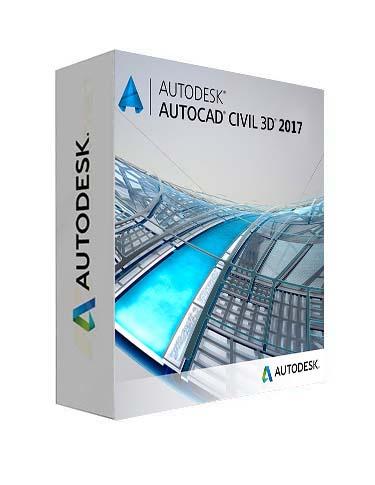 Autodesk AutoCAD Civil 3D 2017 Free Download
