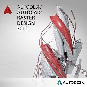 Autodesk AutoCAD Raster Design 2016 Cover Image