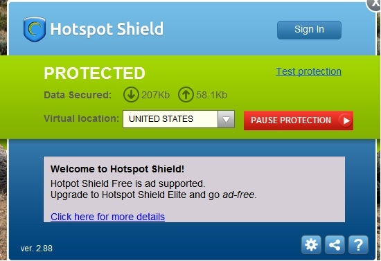 Hotspot Shield Latest Version Free Download