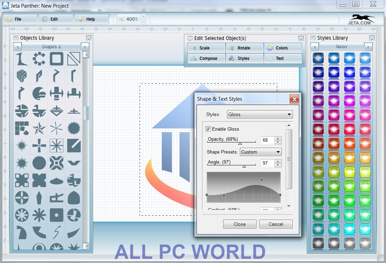 Jeta Logo Designer Free Download