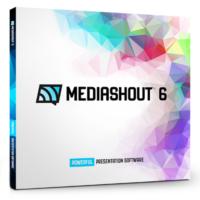 MediaShout 6 Free Download Logo