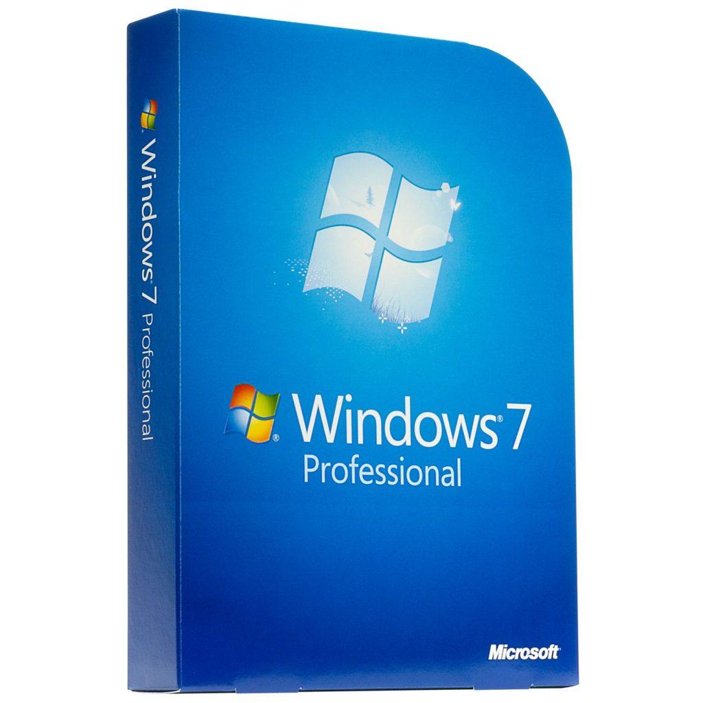 microsoft windows 7 professional iso