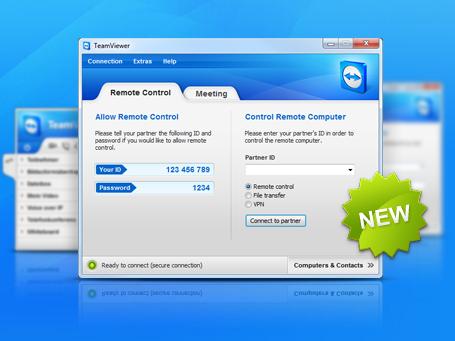 TeamViewer 15.13 Free Download