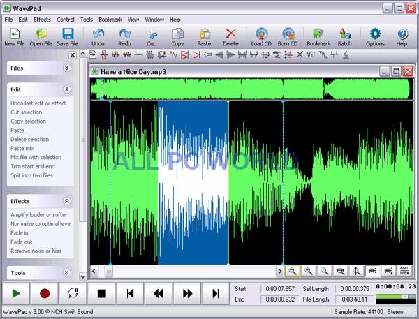 WavePad 12 Free Download