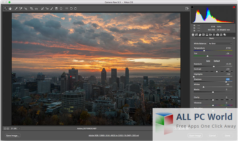 Adobe Camera Raw 9.7 Review and Features